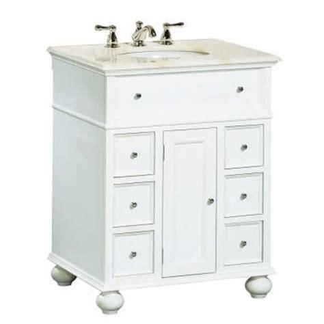 home decorators bathroom vanities home decorators collection hton bay 28 in w x 22 in d