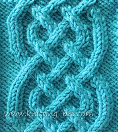 knitting patterns best 25 cable knitting patterns ideas on