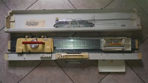 Knitting Machine Empisal Knitmaster Model 260 For Sale In