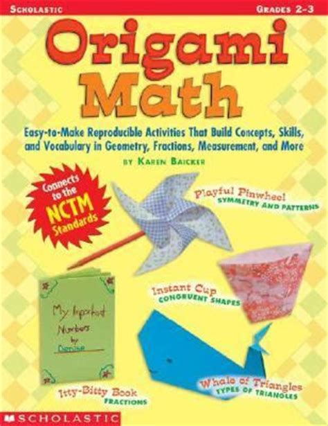 origami math lessons almost unschoolers a whale of a math lesson