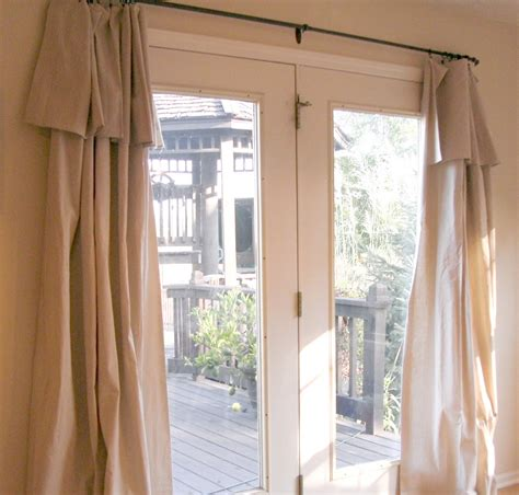 curtains for patio sliding doors patio door curtain ideas homesfeed