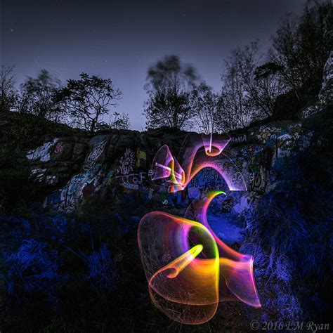 paint nite quincy ma an introduction to light painting at the quincy quarry