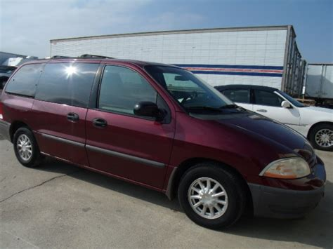 99 Ford Windstar by 1999 Ford Windstar Photos Informations Articles