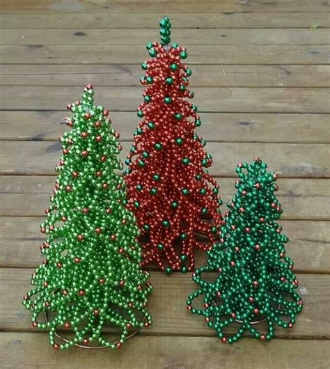 beading tree wire and bead trees decor ideas