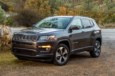 all new compass is our tourer of the jeep compass is a compact crossover doubles as family car