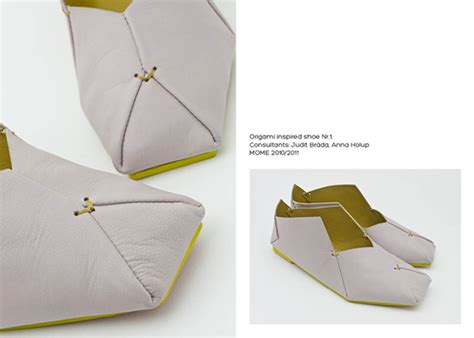 origami shoe origami shoes on behance