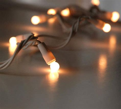 string mini lights pearl white mini globe string lights 50ct