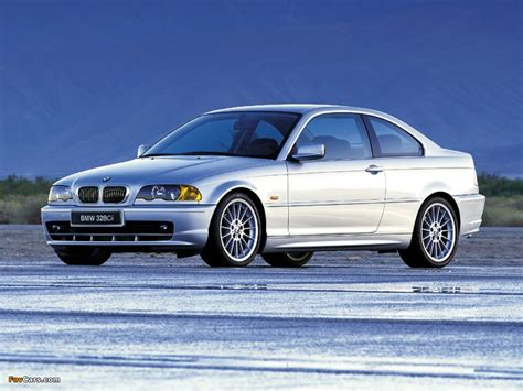 Car Wallpaper Bmw 328ci by Bmw 328ci Coupe E46 1999 2000 Pictures 1024x768