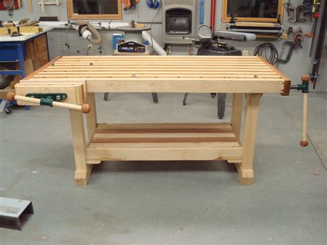woodworking benches plans woodworking bench by dock16 lumberjocks