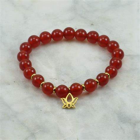 mala bead bracelet vitality mala bracelet 21 carnelian mala jewelry