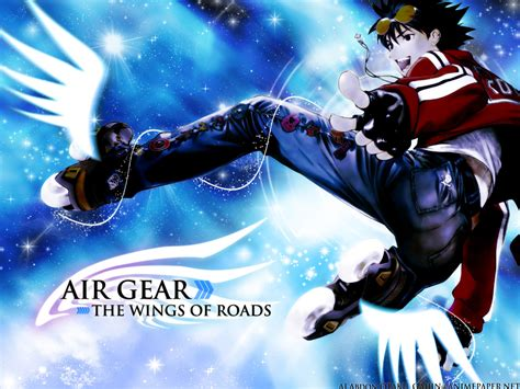 Ikki Air Gear Wallpaper 8283813 Fanpop