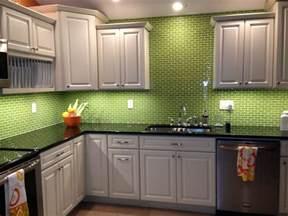 green glass subway tile backsplash lime green glass subway tile backsplash kitchen kitchen