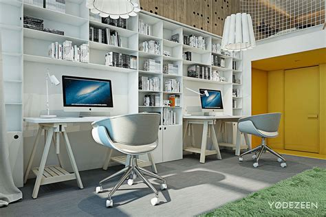 home creative creative home workspace interior design ideas