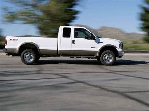 2005 Ford F250 Diesel by 2005 Ford Duty F 250 Review Diesel Power Magazine