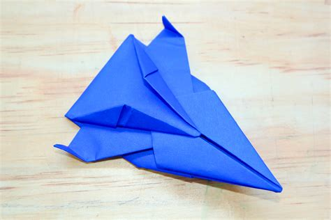 origami spaceship how to make an origami spaceship 13 steps with pictures