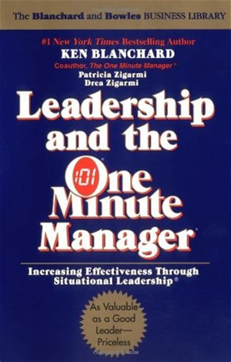picture books about leadership leadership and the one minute manager increasing