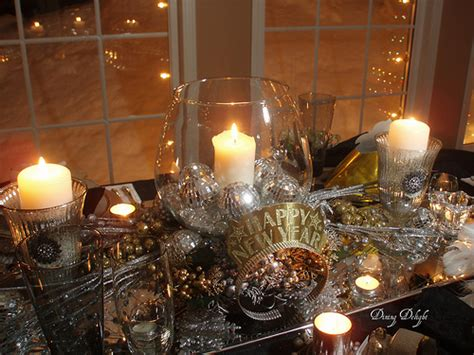 new years centerpieces new year s wedding centerpieces