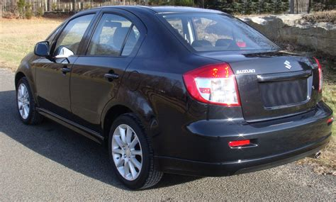 2008 Suzuki Sx4 Sedan by 2008 Suzuki Sx4 Sedan Pictures Information And Specs