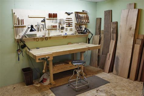 woodworking space building the workshop finewoodworking