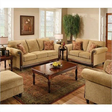 traditional living room furniture sets simmons upholstery crossmagelen 3 sofa set in