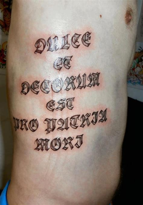latin tattoos designs ideas and meaning tattoos for you
