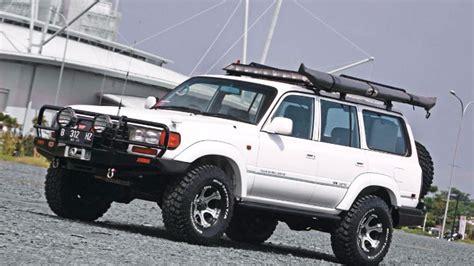 Majalah Modifikasi Mobil by Toyota Land Cruiser Vx 1997 Modifikasi Mobil Simpanan