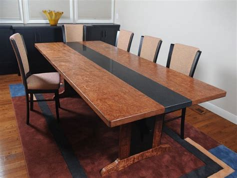 unique dining table designs granite dining room tables