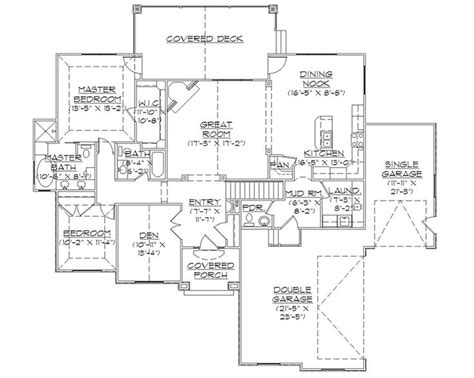 rambler floor plans with basement best 20 rambler house plans ideas on ranch