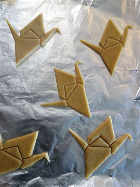 origami cutter origami crane cookie cutter quite