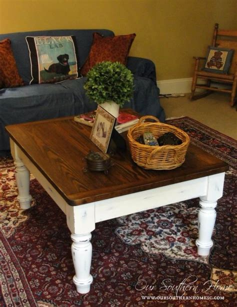chalk paint ideas for coffee tables 40 chalk paint furniture ideas page 5 of 8