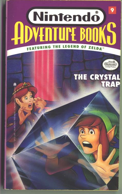 adventure picture books nintendo adventure books