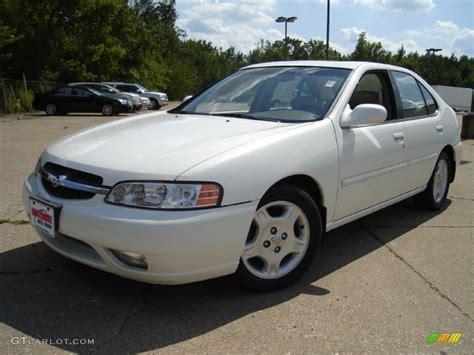 2000 Nissan Altima by 2000 Alpine White Pearl Nissan Altima Gle 35054597