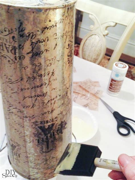 how to seal decoupage home decor archives diy show diy decorating and