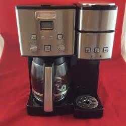 Cuisinart Dcc 1200 Brew Central 12 cup Coffeemaker Brushe   new  free Shipping   What's it worth