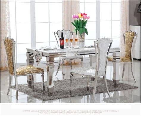 marble dining room table set marble top dining table and chair dining room set