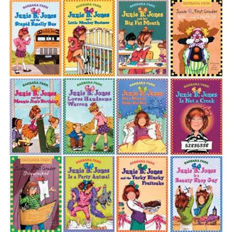 pictures of junie b jones books all about gracie august 2010