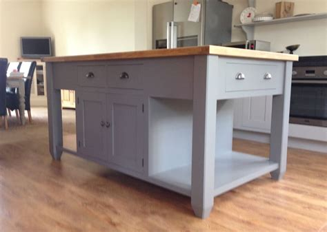 free standing kitchen islands canada painted free standing kitchen island unit ebay