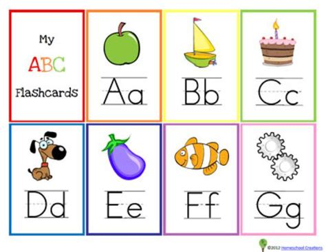 how to make letter card free printable alphabet flash cards for alphabet