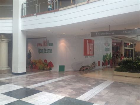 Garden State Plaza Open Fresh U Grill Juice Bar Coming To Garden State Plaza