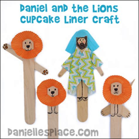 daniel and the lions den crafts for daniel bible crafts and for children