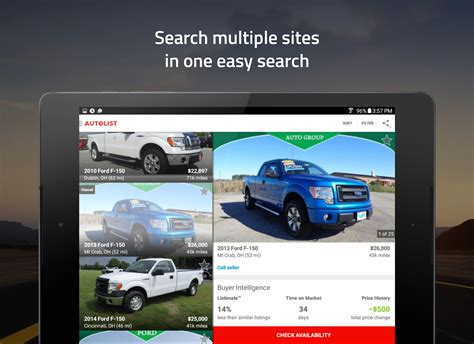 Used Car Apps used cars and trucks for sale android apps on play