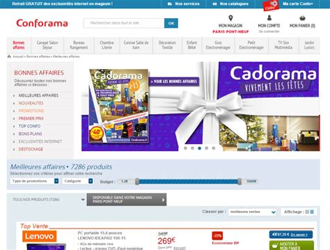 conforama une digitalisation cross canal r 233 ussi en 14 mois skeelbox