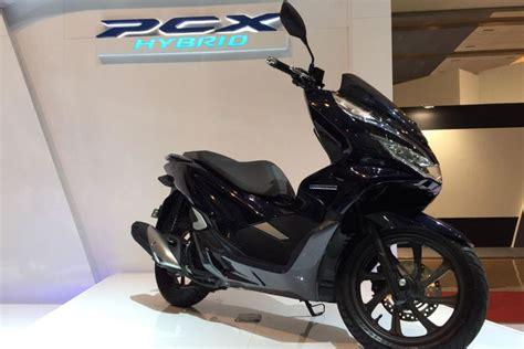 Pcx 2018 Iims by Harga Honda Pcx Hybrid Tembus Rp 40 Juta Kompas