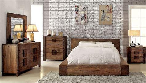 modern rustic bedroom furniture