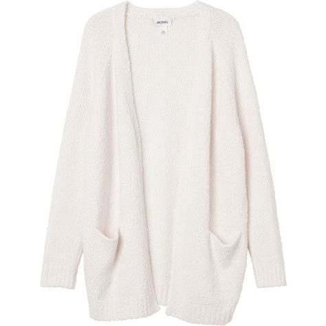 white knitted cardigan fashion of white cardigans