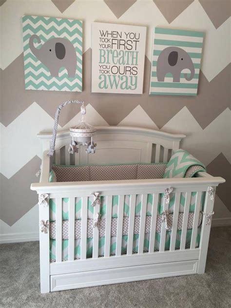 baby cribs ideas best 20 chevron bedding ideas on grey chevron