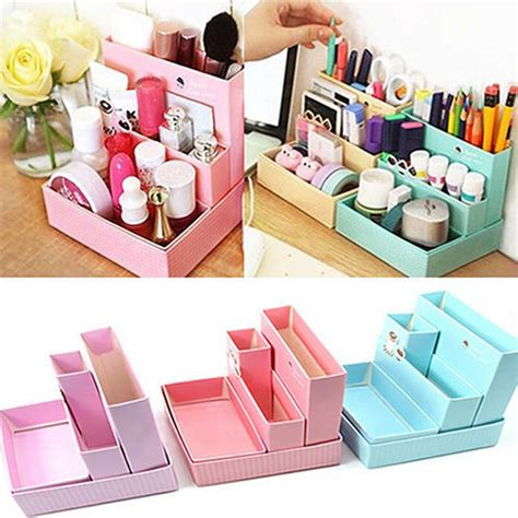decoupage shoebox popular diy stationery holder buy cheap diy stationery