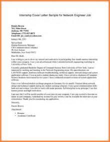 11 application letter samples for internship bussines