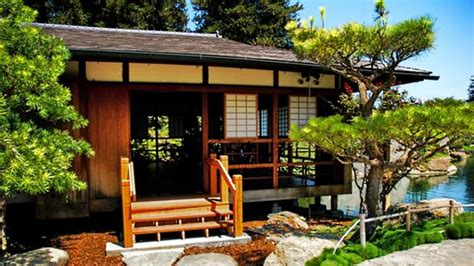 typical home traditional japanese house garden japan interior