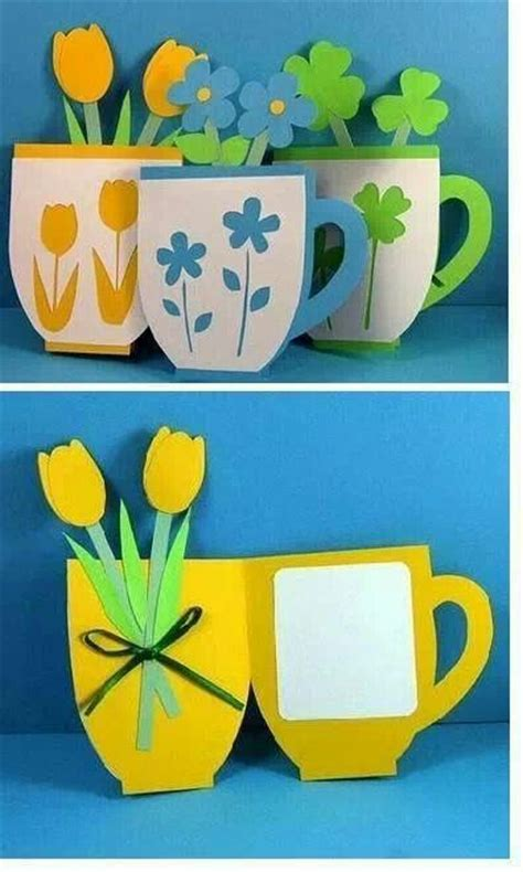 mothers day cards ideas for children to make 17 best ideas about mothers day cards on